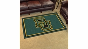Fan Mats 20116  Baylor University Bears 4' x 6' Area Rug