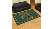 Fan Mats 20117  Baylor University Bears 5' x 8' Area Rug
