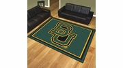 Fan Mats 20118  Baylor University Bears 8' x 10' Area Rug