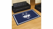 Fan Mats 20138  University of Connecticut Huskies 5' x 8' Area Rug