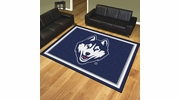 Fan Mats 20139  University of Connecticut Huskies 8' x 10' Area Rug