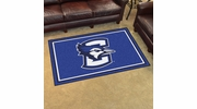 Fan Mats 20144  Creighton University Bluejays 4' x 6' Area Rug
