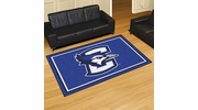 Fan Mats 20145  Creighton University Bluejays 5' x 8' Area Rug