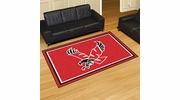 Fan Mats 20157  Eastern Washington University Eagles 5' x 8' Area Rug