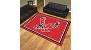 Fan Mats 20158  Eastern Washington University Eagles 8' x 10' Area Rug