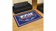 Fan Mats 20160  Florida Atlantic University Owls 5' x 8' Area Rug