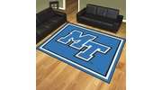 Fan Mats 20216  Middle Tennessee State University blue raiders 8' x 10' Area Rug