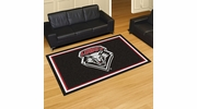 Fan Mats 20229  University of New Mexico Lobos 5' x 8' Area Rug