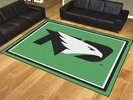 Fan Mats 20233  University of North Dakota Fighting Hawks 8' x 10' Area Rug