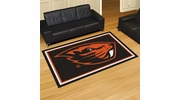 Fan Mats 20243  Oregon State University Beavers 5' x 8' Area Rug