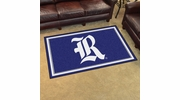 Fan Mats 20244  Rice University Owls 4' x 6' Area Rug
