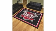 Fan Mats 20268  Troy University Trojans 8' x 10' Area Rug