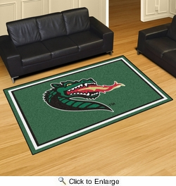 Fan Mats 20276  University of Alabama at Birmingham Blazers 5' x 8' Area Rug