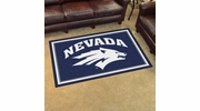 Fan Mats 20281  University of Nevada Wolf Pack 4' x 6' Area Rug