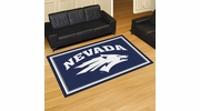 Fan Mats 20282  University of Nevada Wolf Pack 5' x 8' Area Rug
