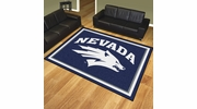Fan Mats 20283  University of Nevada Wolf Pack 8' x 10' Area Rug