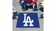 Fan Mats 20331  MLB - Los Angeles Dodgers 5' x 6' Tailgater Mat