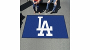 Fan Mats 20332  MLB - Los Angeles Dodgers 5' x 8' Ulti-Mat