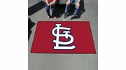 Fan Mats 20337  MLB - St. Louis Cardinals 5' x 8' Ulti-Mat