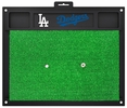"Fan Mats 20522  MLB - Los Angeles Dodgers 20"" x 17"" Golf Hitting Mat"