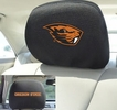 "Fan Mats 20635  Oregon State University Beavers 10"" x 13"" Head Rest Covers"