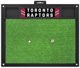 "Fan Mats 20702  NBA - Toronto Raptors 20"" x 17"" Golf Hitting Mat"