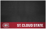 "Fan Mats 20725  St. Cloud State University Huskies 26"" x 42"" Grill Mat"