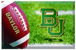 "Fan Mats 20752  Baylor University Bears 19"" x 30"" Scraper Mat - Ball"