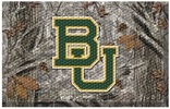 "Fan Mats 20753  Baylor University Bears 19"" x 30"" Scraper Mat - Camo"