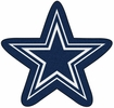 Fan Mats 20967  NFL - Dallas Cowboys Mascot Mat