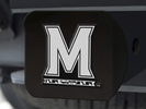 Fan Mats 21036  University of Maryland Terrapins Hitch Cover - Black