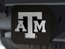 Fan Mats 21051  Texas A&M University Aggies Hitch Cover - Black