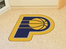 Fan Mats 21341  NBA - Indiana Pacers Mascot Mat