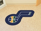Fan Mats 21359  NBA - Utah Jazz Mascot Mat