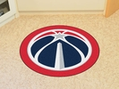 Fan Mats 21360  NBA - Washington Wizards Mascot Mat