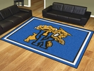 Fan Mats 21444  University of Kentucky Wildcats 8' x 10' Area Rug