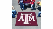 Fan Mats 216  Texas A&M University Aggies 5' x 6' Tailgater Mat / Area Rug