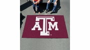 Fan Mats 217  Texas A&M University Aggies 5' x 8' Ulti-Mat Area Rug / Mat