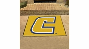 """Fan Mats 2182  UTC - University of Tennessee at Chattanooga Mocs 33.75"""" x 42.5"""" All-Star Series Area Rug / Mat"""