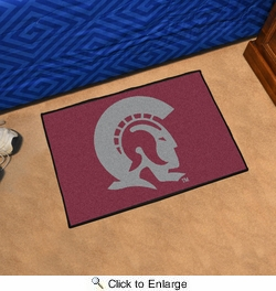 "Fan Mats 2233  UALR - University of Arkansas at Little Rock Trojans 19"" x 30"" Starter Series Area Rug / Mat"