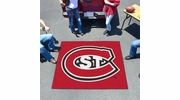 Fan Mats 2278  St. Cloud State University Huskies 5' x 6' Tailgater Mat / Area Rug
