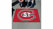 Fan Mats 2281  St. Cloud State University Huskies 5' x 8' Ulti-Mat Area Rug / Mat