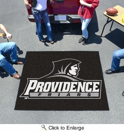 Fan Mats 2349  PC - Providence College Friars 5' x 6' Tailgater Mat / Area Rug