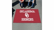 Fan Mats 2388  OU - University of Oklahoma Sooners 5' x 8' Ulti-Mat Area Rug / Mat