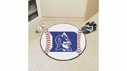"Fan Mats 2636  Duke University Blue Devils 27"" Diameter Baseball Shaped Area Rug"