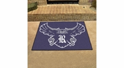 "Fan Mats 2696  Rice University Owls 33.75"" x 42.5"" All-Star Series Area Rug / Mat"