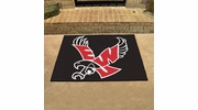 "Fan Mats 3000  Eastern Washington University Eagles 33.75"" x 42.5"" All Star Mat"