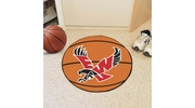 "Fan Mats 3004  Eastern Washington University Eagles 27"" diameter Basketball Mat"