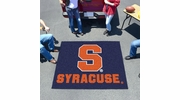 Fan Mats 3095  SU - Syracuse University Orange 5' x 6' Tailgater Mat / Area Rug