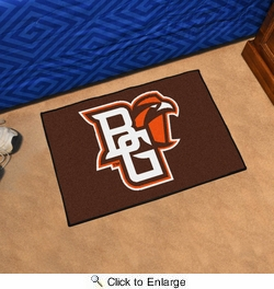 "Fan Mats 319  Bowling Green State University Falcons 19"" x 30"" Starter Mat"